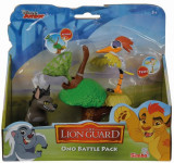 Set figurine Simba Garda Felina Ono Battle Pack