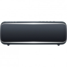 Boxa portabila Sony SRS-XB22B, Extra Bass, LIVE SOUND, Wireless Party Chain, Party Booster, Efect de lumini, Rezistenta la apa IP67, Bluetooth 4.2, NF
