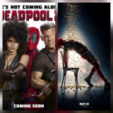 Poster Deadpool Marvel Afis A3