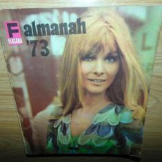 ALMANAH FLACARA ANUL 1973