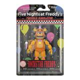 Figurina articulata Funko Pop! Five Nights at Freddys, Rockstar Freddy FNAF – fosforescenta