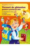 Versuri de ghiozdan pentru scolarul mic - Magdalena Ionescu
