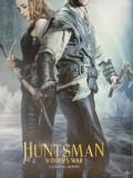 Cumpara ieftin Afis film original cinema The Huntsman Winter War teaser 2016