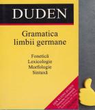 Gramatica limbii germane Fonetica lexicologie Rudolf Hoberg, Ursula Hoberg
