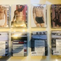 Set 3 Boxeri Calvin Klein , Armani , Tommy ,Hugo Boss , Versace