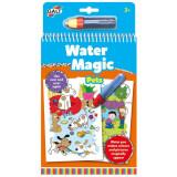 Water Magic: Carte de colorat Animale de companie PlayLearn Toys, Galt