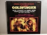 GoldenFinger – James Bond - Soundtrack (1964/United Artists/RFG) - VINIL/NM+