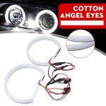 Angel eyes cotton compatibil bmw e90 fara lupa cod: h-cot-w03