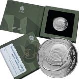 NOU - San Marino moneda comemorativa 10 euro 2020 in caseta - Adunata Alpini, Europa, Cupru-Nichel