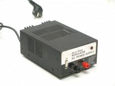 Sursa de curent 13.8 volti - 4 amperi foto
