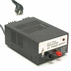 Sursa de curent 13.8 volti - 4 amperi