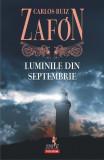Luminile din septembrie