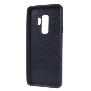 Husa Samsung Galaxy S9 Plus Goospery Style Lux Navy