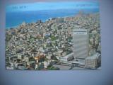 HOPCT 72863  TEL AVIV-STAMPILOGRAFIE ISRAEL  -CIRCULATA