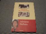 Adriana Saftoiu - Cronica de Cotroceni -Polirom 2015
