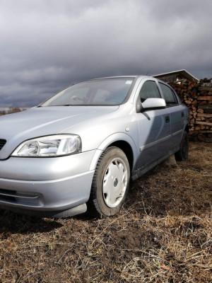 Dezmembrare Opel Astra G 2001, motor 1.6 16V Z16XE foto