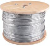 Cablu Otel Zincat / D[mm]: 5; L[m]: 100, Evotools