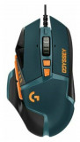 Mouse Gaming Logitech G502 HERO Odyssey League of Legends Edition, Optic, 16000 DPI, Iluminare RGB