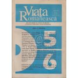 Viata romaneasca, anul XC, mai-iunie, nr. 5-6/1995