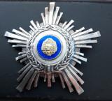 Ordinul Steaua României RSR, Cl.4 argint marcat