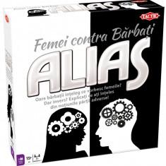Joc Alias Woman vs Men
