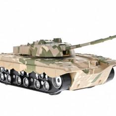 Tanc de jucarie cu telecomanda, pentru copii, control de la distanta - 3694M
