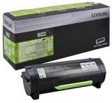 Cartus toner original 602E Lexmark 60F2000 Black, 2500 pagini