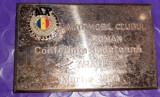 Lot doua plachete ACR 1974 si 1980