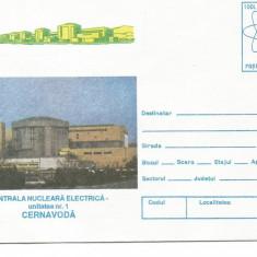 (B) plic -(cod 023/96)-Centrala nucleara electrica unitatea nr.1-Cernavoda