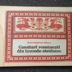 CUSATURI ROMANESTI DIN IZVOADE STRABUNE - Elvira Zamfirescu Talianu