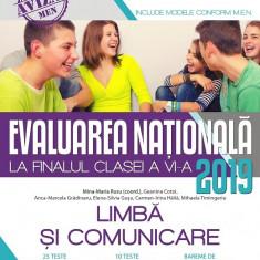 Evaluarea Nationala 2019 la finalul clasei a VI-a | Mina-Maria Rusu, Geanina Cotoi, Anca-Marcela Gradinaru, Elena-Silvia Gusu, Irina-Carmen Haila, Mih