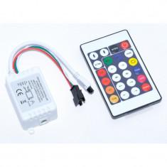 Controler Dinamic pentru Led RGB cu IR , 24T-3F