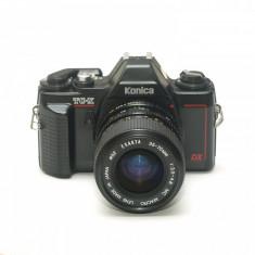 Konica TC-X cu obiectivExacta 35-70mm
