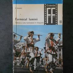 E. IAROVICI - FARMECUL LUMINII volumul 10