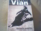 Boris Vian - NUVELE INEDITE { 2012 }