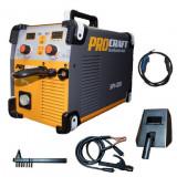 Invertor industrial MMA MIG Procraft Germany SPI 320 Set cabluri si furtun MIG, 320 A