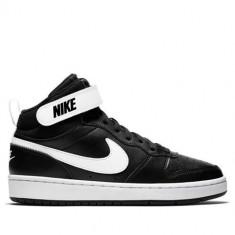 Ghete Copii Nike Court Borough Mid 2 GS CD7782010
