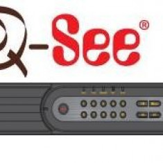 Network videorecorder 16 canale full HD 4xHdd 8 PoE Q-See