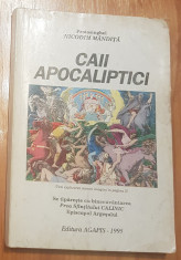 Caii apocaliptici de Nicodim Mandita foto