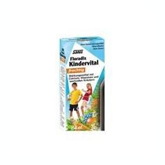 Fortifiant Copii din Plante Medicinale si Fructe Floradix Kindervital 250ml Cod: sb734