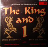 [Vinil] Rodgers & Hammerstein - The King and I - disc original