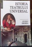 Colectia Adevarul de Lux Istoria Teatrului Universal Ovidiu Drimba Librarie