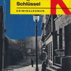 Hammet, D. - DER GLASERNE SCHLUSSEL, ed. Ullstein Bucher, Frankfurt/M, 1967