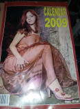 calendar vechi de colectie,Calendar 2009,CALENDAR MARE,fete sexy,T.GRATUI