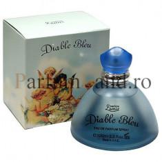 Parfum Creation Lamis Diable Bleu 100ml EDP / Replica Thierry Mugler- Angel