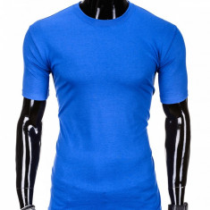 Tricou barbati bumbac S970 blue