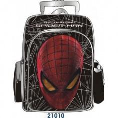 Ghiozdan Troler Spiderman Metal Power - BTS