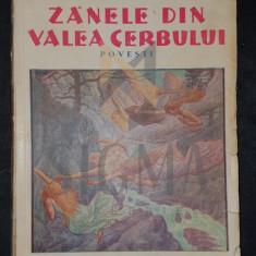 NESTOR V. A. URECHIA - ZANELE DIN VALEA CERBULUI - povesti, 1919