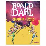 Charlie Si Fabrica De Ciocolata, Roald Dahl