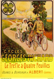 CICLISM,BICICLETA GEORGES RICHARD  C.P. REPRODUCERE